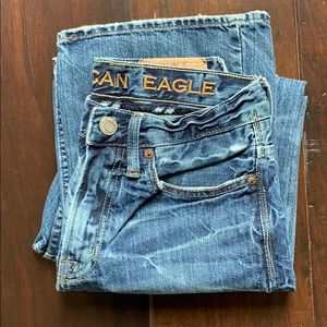 🆕Men's American Eagle Bootcut Jeans